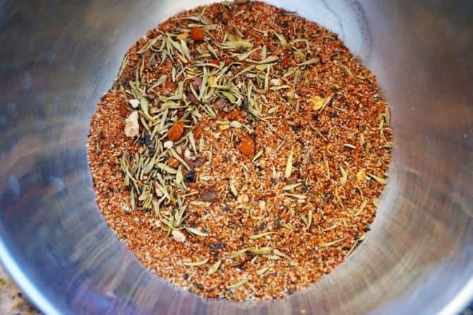 low carb fettucine alfredo blackened shrimp spices