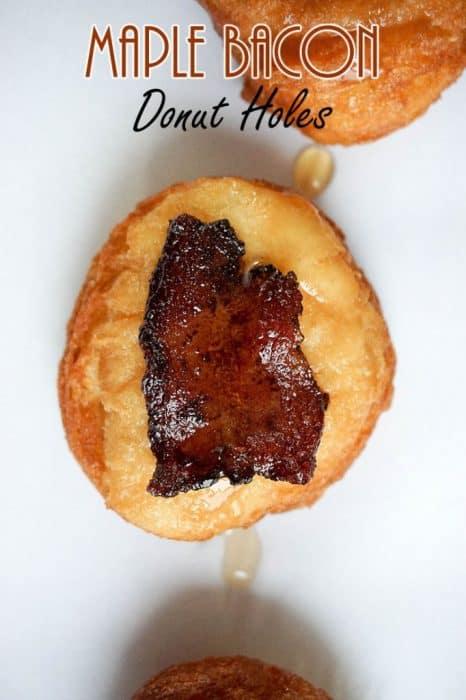 keto donuts maple bacon pinterest