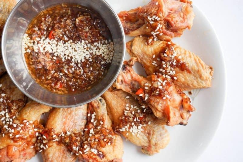 Asian Wing Sauce