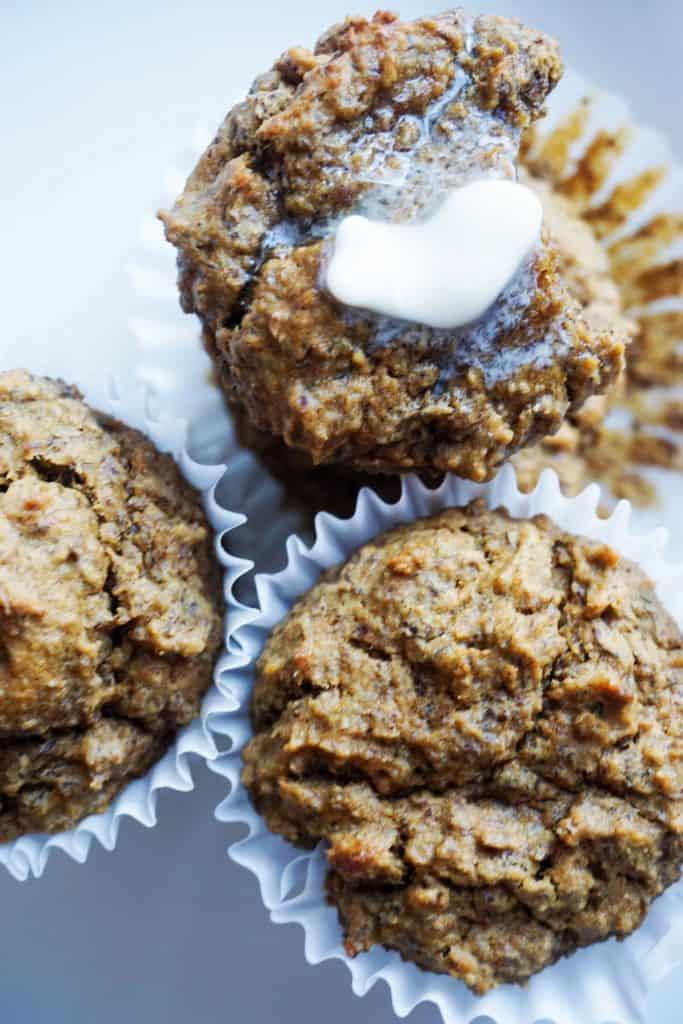 high fiber muffins final overhead